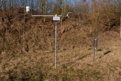 Wetterstation Meteomedia Kirkel